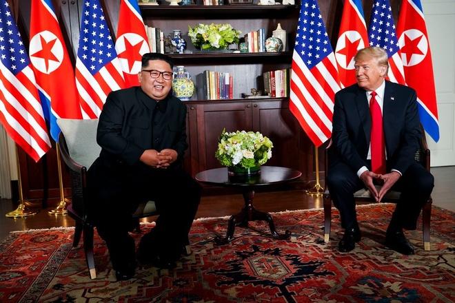 Fox News du doan hoi nghi thuong dinh Trump - Kim se thanh cong hinh anh 1