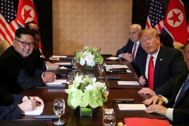 Yonhap: Ong Trump va ong Kim se an toi cung nhau vao ngay 27/2 hinh anh 1