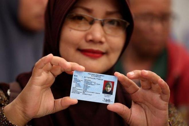 Bau cu Indonesia: Bat ngo xuat hien cu tri... Trung Quoc hinh anh 1