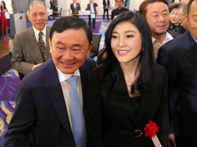 Thai Lan tim cach dan do Thaksin tu HK khi gia dinh lam dam cuoi hinh anh 1
