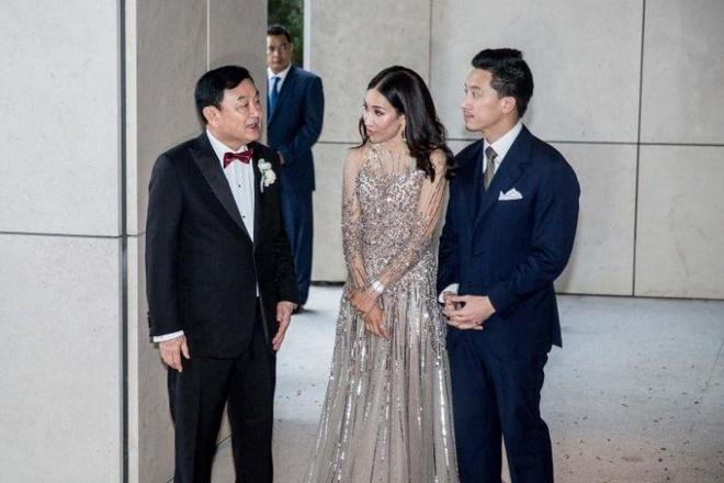 Cong chua Thai Lan xuat hien tai dam cuoi con gai Thaksin o Hong Kong hinh anh 2