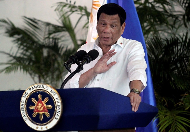 TT Duterte yeu cau TQ roi xa dao Thi Tu, de doa trien khai binh linh hinh anh 1