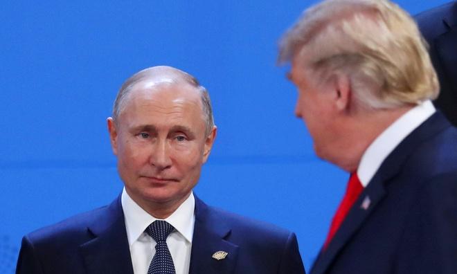 TT Putin che nhao cuoc dieu tra cua ong Mueller 'dau voi, duoi chuot' hinh anh 1