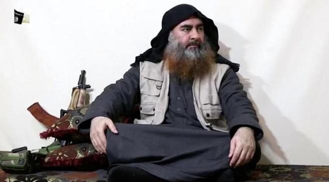 IS bat ngo tung video thu linh toi cao Baghdadi con song hinh anh 1