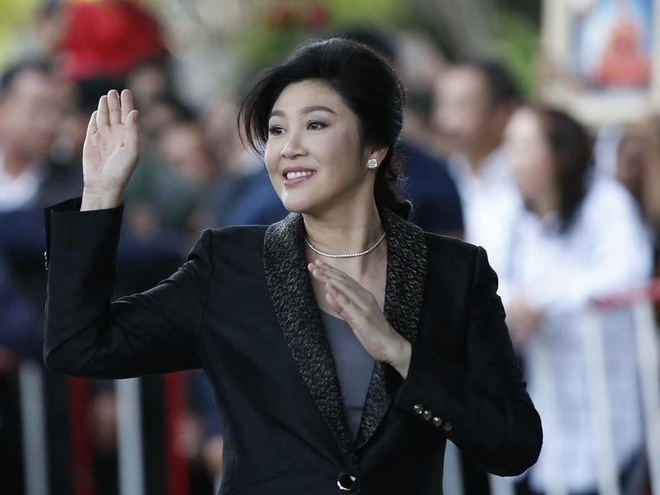 Cuu thu tuong Thai Lan Yingluck duoc Serbia trao quyen cong dan hinh anh 1