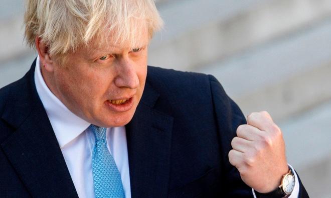 thu tuong Anh Boris Johnson anh 1