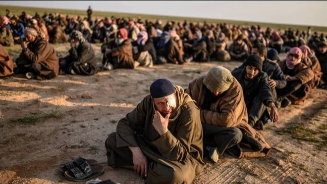 Tho Nhi Ky tan cong Syria, hang nghin tu nhan IS co nguy co tau thoat hinh anh 1