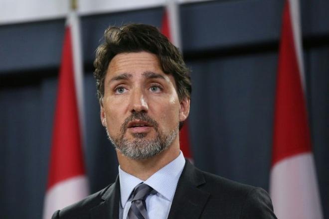 Thu tuong Trudeau trach My gay cang thang khien Iran ban nham may bay hinh anh 1 trudeau.jpg