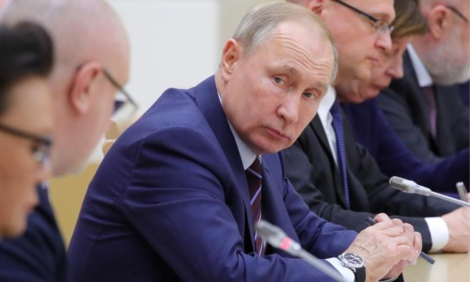 TT Putin giu bi mat ke hoach thay the chinh phu den phut cuoi hinh anh 1 putin.jpg