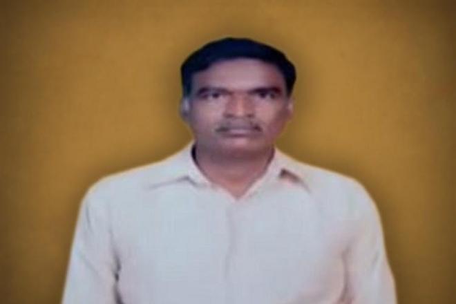 Người đàn ông từ quận Chittoor ở Andhra đã tự tử sau khi nghi ngờ mình bị nhiễm virus corona. Ảnh: Indiaglitz.