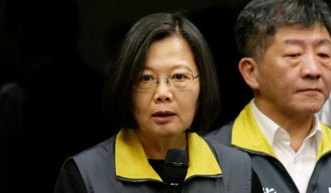 Tong thong Trump ky dao luat ung ho Dai Loan hinh anh 1 609006c2_6fc2_11ea_b0ed_5e14cf8eb9e1_1320x770_084620.jpg