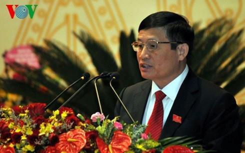 Dien Bien, Gia Lai co tan bi thu hinh anh 3 Ông Nguyễn Khắc Cử - Bí thư tình ủy Lai Châu. Ảnh: VOV.