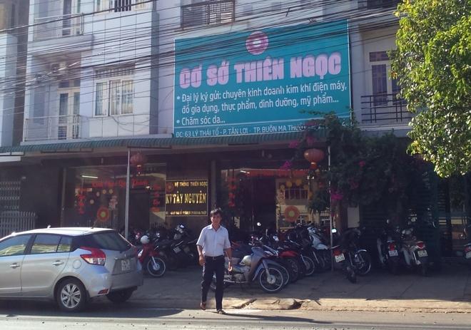 Xu phat 7 co so da cap Thien Ngoc Minh Uy hinh anh 1