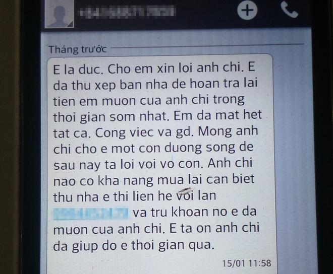 Pho chanh Thanh tra so nghi viec vi no nan? hinh anh 2