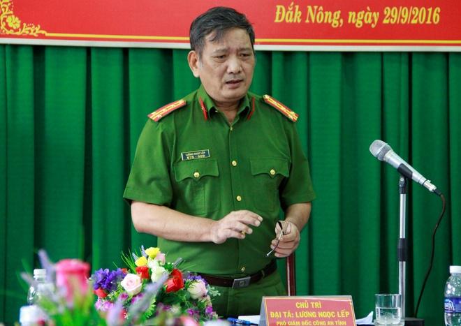 Ong Tran Minh Loi chong tham nhung vi quyen loi ca nhan hinh anh