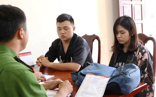 Loi khai cua doi tinh nhan dam co gai ban quan ao de cuop tai san hinh anh 1