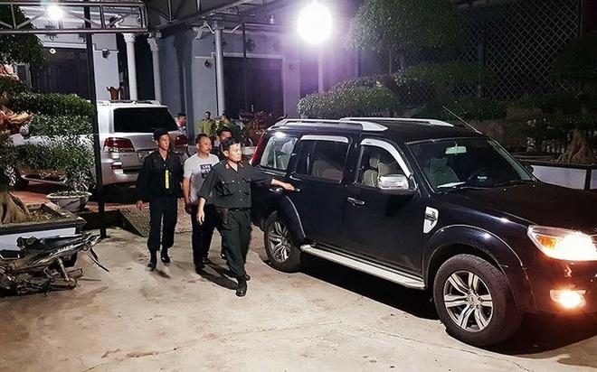 Khoi to giam doc dua hoi lo lien quan den vu bat Phuong 'rau' hinh anh 1