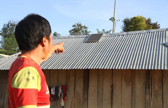 Lang khong dien o Tay Nguyen anh 1