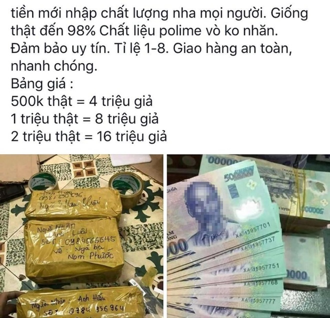Triet pha duong day lam tien gia quy mo lon hinh anh 1