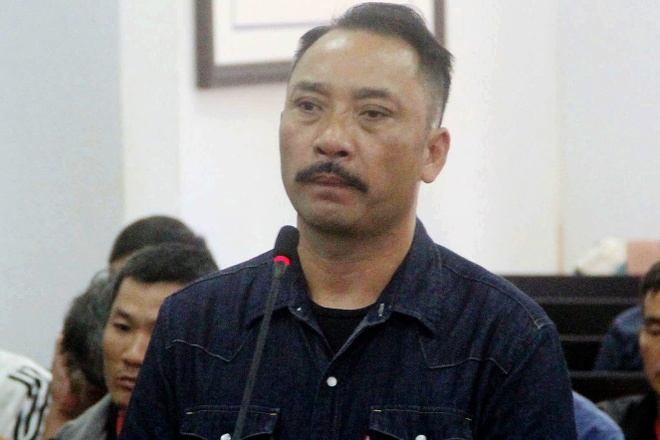 Trùm gỗ lậu Phượng 'Râu' lĩnh 8 năm 6 tháng tù