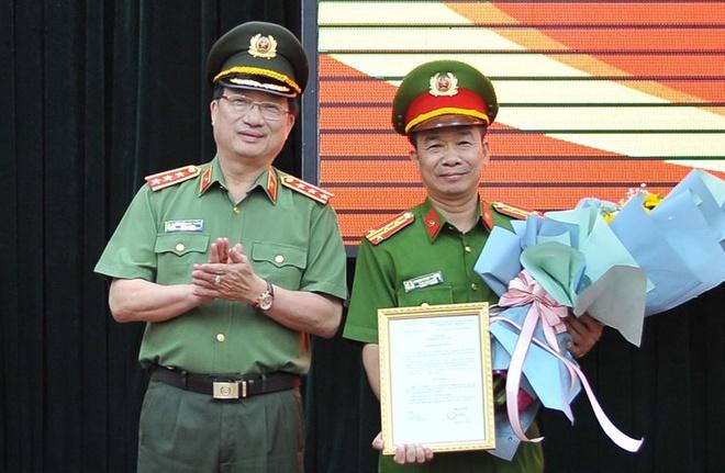 Dai ta Pham Minh Thang phu trach Cong an tinh Dak Lak hinh anh 1