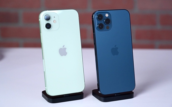 iPhone 12 se lap ky luc doanh so anh 1