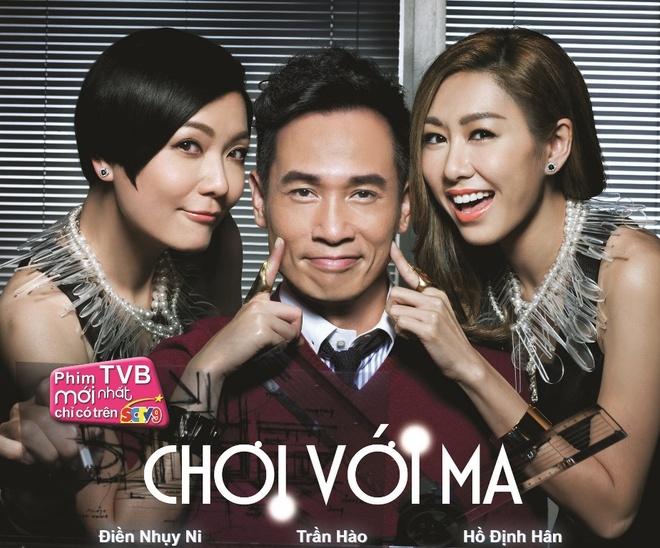 Fan Viet san ve du sinh nhat TVB Hong Kong hinh anh