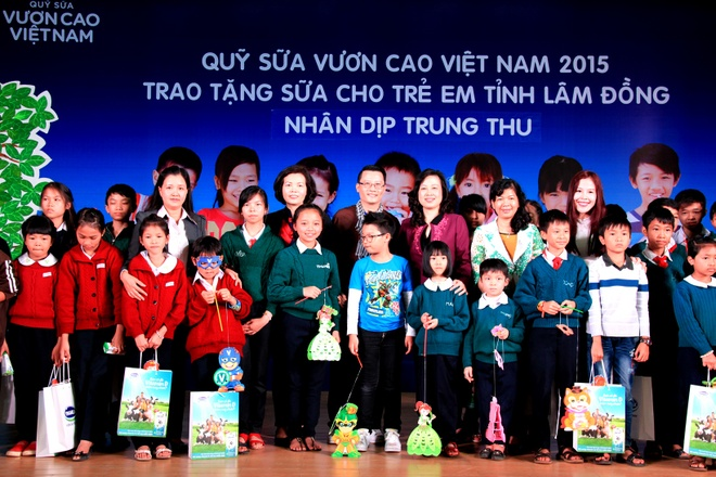 Quy Vuon cao Viet Nam tang hoc sinh Lam Dong 64.080 ly sua hinh anh 1