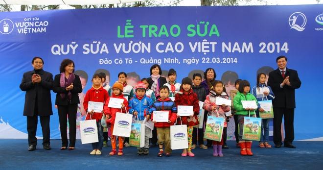 Quy Vuon cao Viet Nam tang hoc sinh Lam Dong 64.080 ly sua hinh anh 3