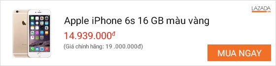 Nhieu noi pha gia iPhone 6S chinh hang hinh anh 2 iPhone 6S