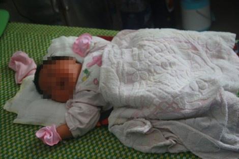 Quang Nam: Be so sinh can nang 5,2 kg hinh anh 1
