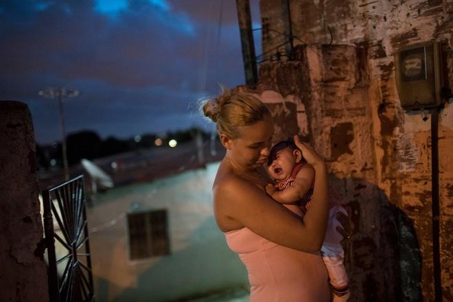 Virus Zika: Bo Y te ra khuyen cao voi phu nu mang thai hinh anh 1