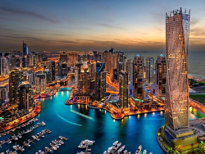 Dubai - diem den dat do nhat the gioi hinh anh