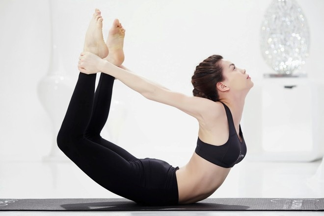 Bai tap yoga danh cho benh nhan ung thu hinh anh