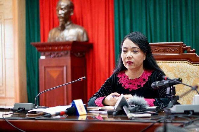 Bo truong Bo Y te: 'Tai bien y khoa luon co kha nang xay ra' hinh anh