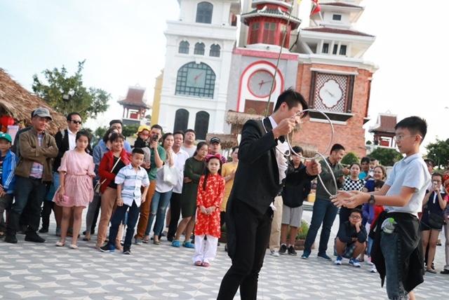 Vi sao Asia Park la diem check-in hap dan bac nhat Da Nang? hinh anh 5