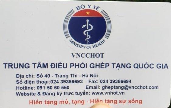 Vi sao nguoi hien tang phai tu bo 17 trieu dong de xet nghiem? hinh anh 1