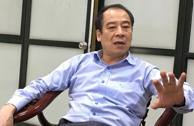 PGS Tran Dac Phu: 'Thay the vac xin Quinvaxem la chuyen binh thuong' hinh anh