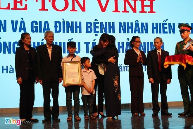ton vinh thieu ta Le Hai Ninh anh 1