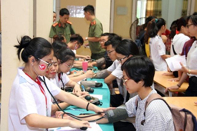 Hanh trinh Do 2018: Du kien tiep nhan 30.000 don vi mau hinh anh 2