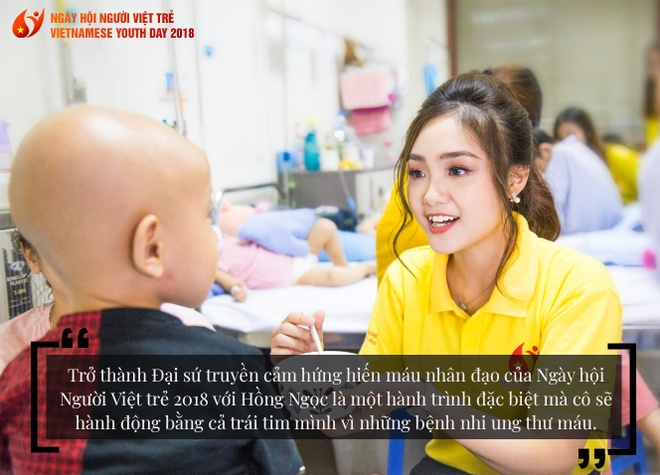 Ngay hoi hien mau Nguoi Viet tre anh 1
