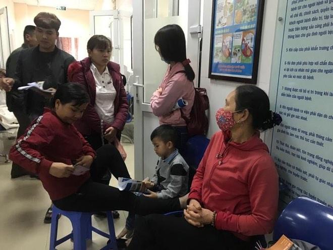 57 hoc sinh o Bac Ninh mac san lon gao hinh anh 1