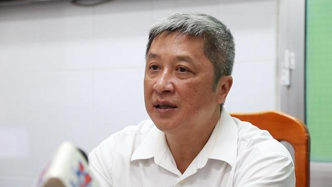 Thu truong Bo Y te: 'Se cung cap do bao ho tot nhat cho nhan vien' hinh anh 1 thu_truong_son.jpg