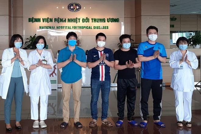 Viet Nam chi con 30 benh nhan Covid-19 hinh anh 1 ravien.jpg
