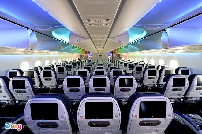 Can canh sieu may bay Boeing 787 lan dau den Ha Noi hinh anh 21