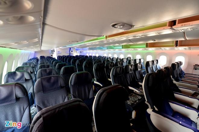 Can canh sieu may bay Boeing 787 lan dau den Ha Noi hinh anh 20
