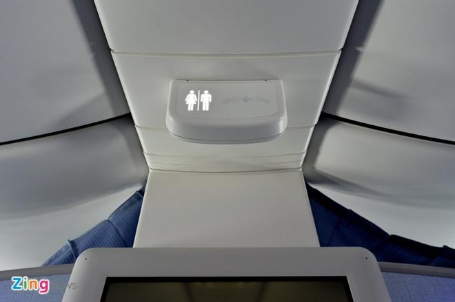 Can canh sieu may bay Boeing 787 lan dau den Ha Noi hinh anh 22