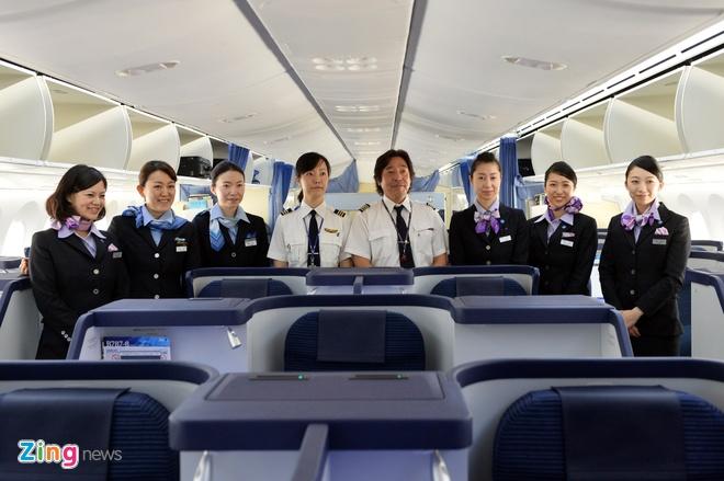 Can canh sieu may bay Boeing 787 lan dau den Ha Noi hinh anh 28