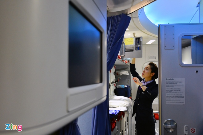 Can canh sieu may bay Boeing 787 lan dau den Ha Noi hinh anh 6