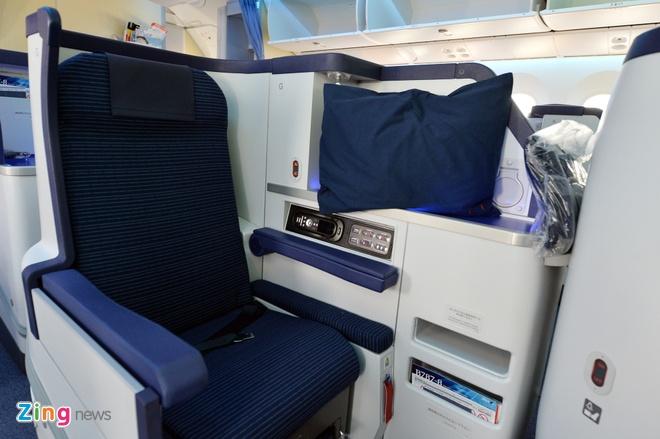 Can canh sieu may bay Boeing 787 lan dau den Ha Noi hinh anh 8